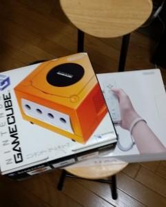 GameCubeとWii